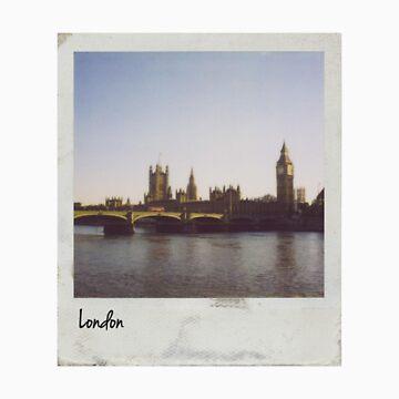 Polaroid - London by exactablerita