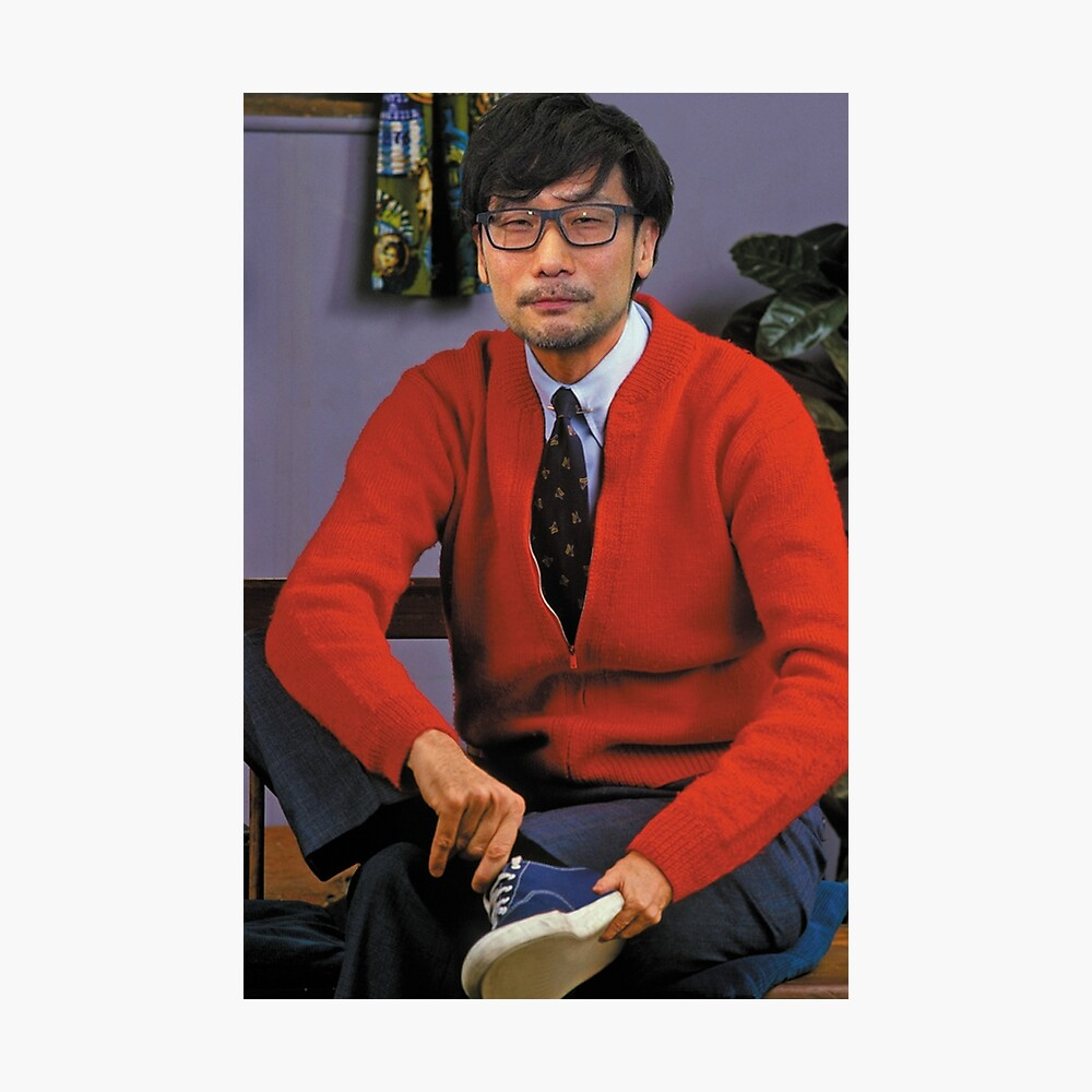 Mister Kojima's Neighborhood   Photographic Print