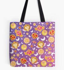 Bolsa de tela Sailor Moon Locket Pattern!