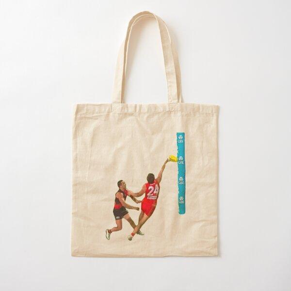Goal Keeper Rampe Cotton Tote Bag