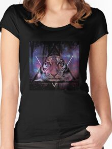 Wood Tiger Women's Fitted Scoop T-Shirt