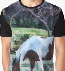 Grazing Fields Graphic T-Shirt