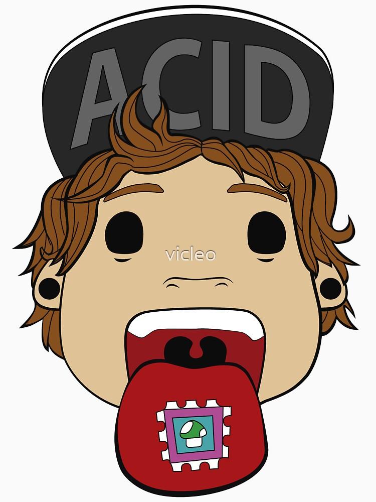 Acid boy by vicleo