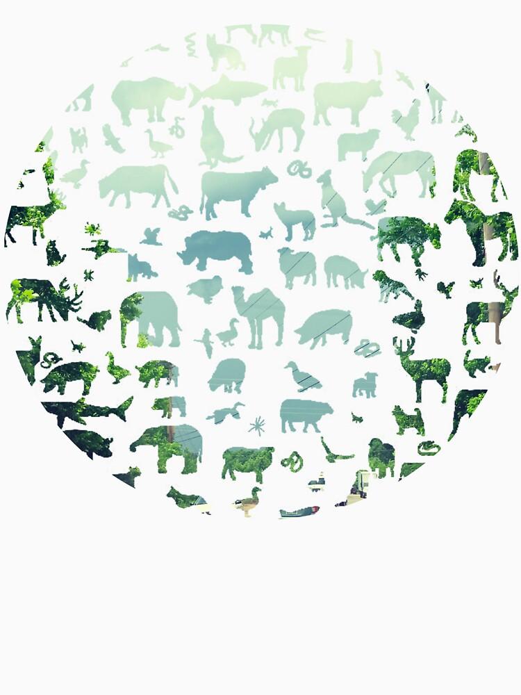 Animal design by domlabonia