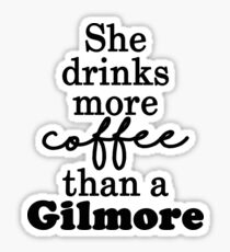 Coffee Girls Sticker