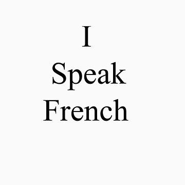 I Speak French by ispeak