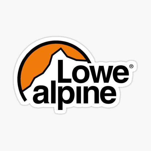 LOGOTIPO LOWE-ALPINE Pegatina