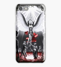 Character Tarot: Judgement (Sarah) iPhone Case/Skin
