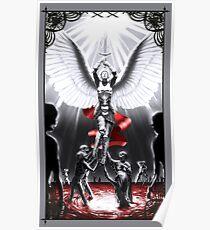 Character Tarot: Judgement (Sarah) Poster