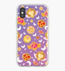 Sailor Moon Locket Pattern Case iPhone-Hülle & Cover