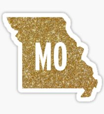 MO- Missouri Sticker