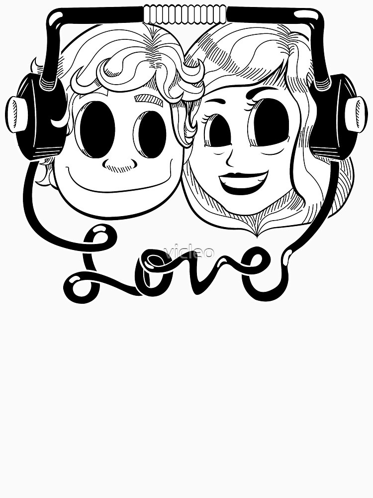 Music love by vicleo