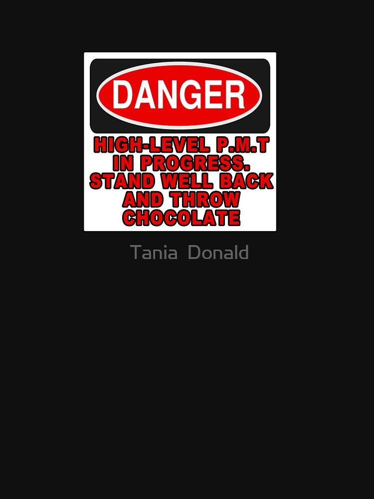 DANGER!! by TaniaDonald