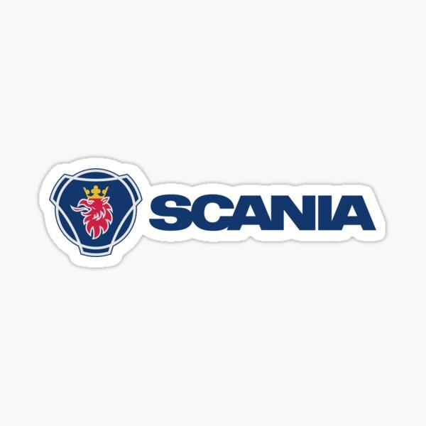 Scania Pegatina