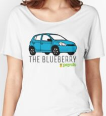 """Psych - """"The Blueberry"""" Relaxed Fit T-Shirt"""