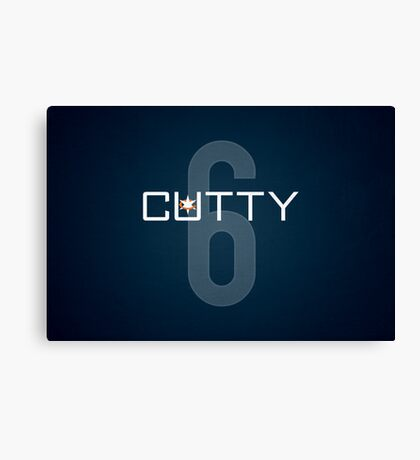 Cutty Canvas Print