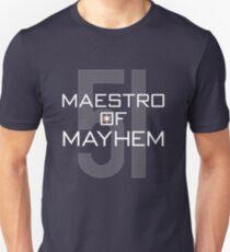 Maestro of Mayhem Unisex T-Shirt