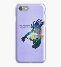 Tarzan ~ Trust your heart, let fate decide iPhone Case/Skin