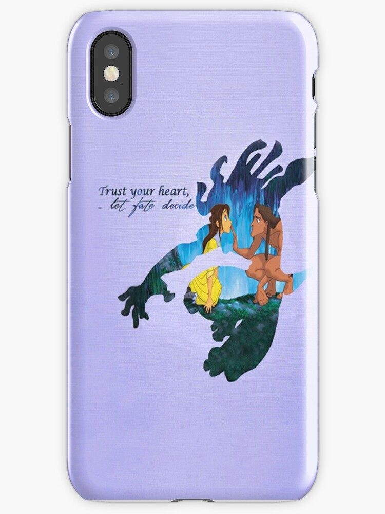 Tarzan ~ Trust your heart, let fate decide by EvaEnchanted