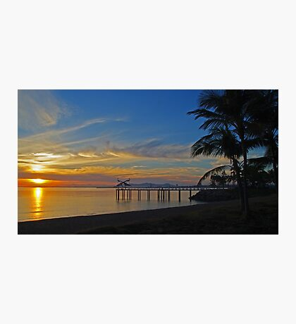 Townsville Sunrise on the Strand Photographic Print