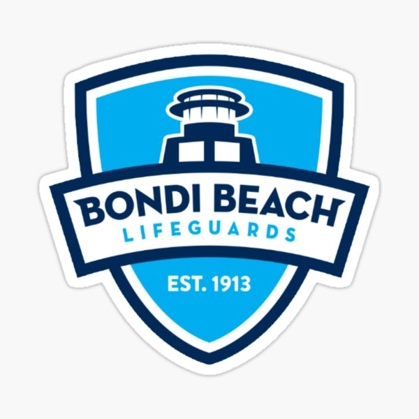 Bondi rescue Sticker
