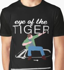 Supernatural - Eye of the Tiger Graphic T-Shirt