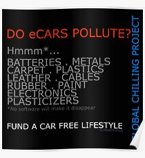 Electric Cars Posters Redbubble