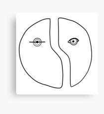 The Origin of Love Canvas Print