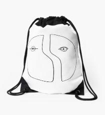 The Origin of Love Drawstring Bag