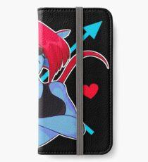 Undyne  iPhone Wallet/Case/Skin