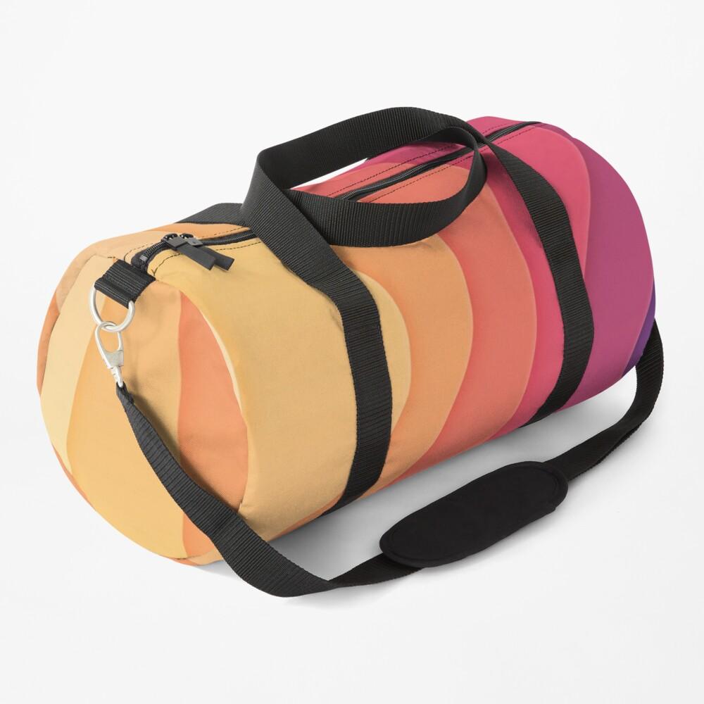 Summer waves Duffle Bag