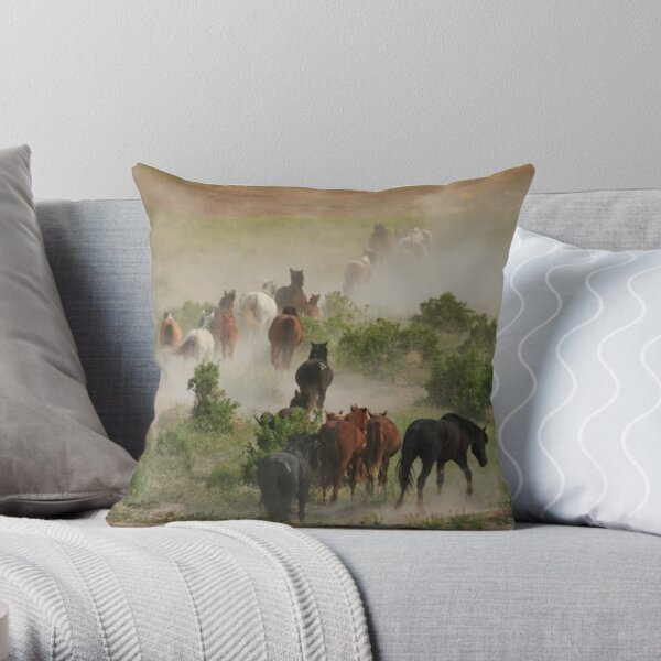 The Retreat Throw Pillow and Tote Bag Throw Pillow