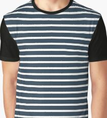 NAVY BLUE Graphic T-Shirt
