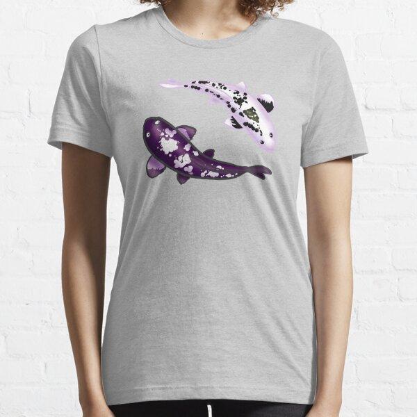 Yin-Yang Koi Fish Essential T-Shirt