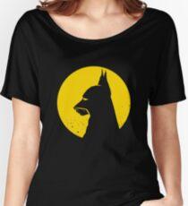 Batdog Women's Relaxed Fit T-Shirt