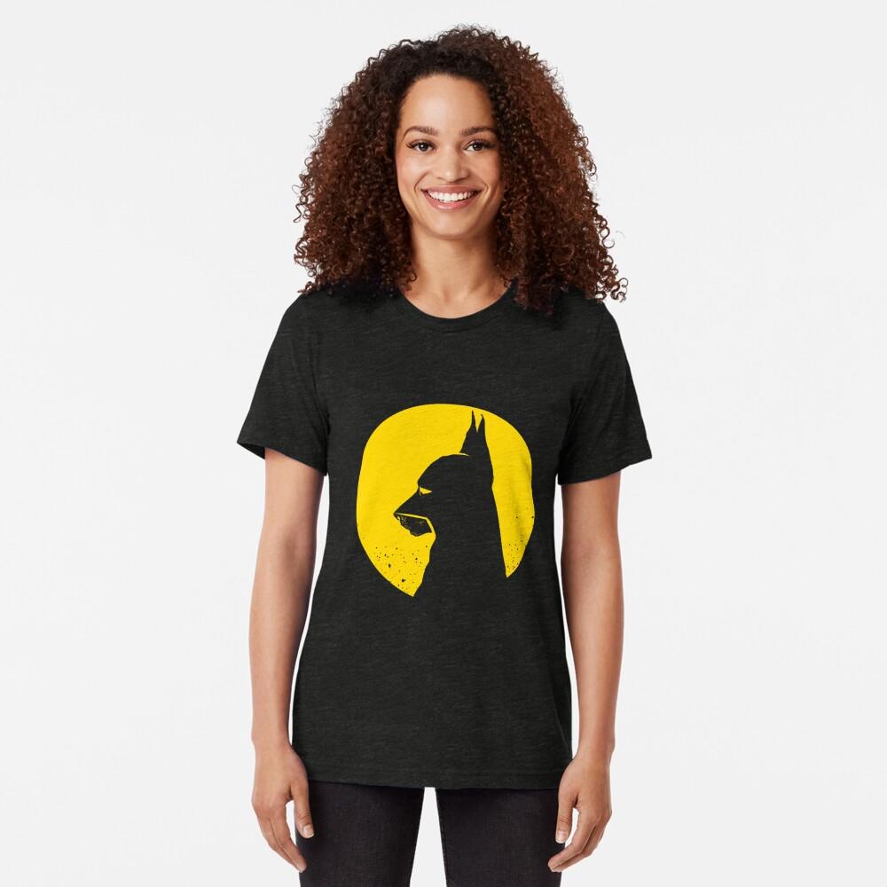 Batdog Tri-blend T-Shirt