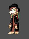 Curious Boy George by popnerd