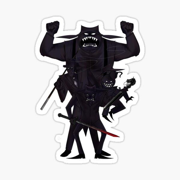 The Midnight Crew Sticker