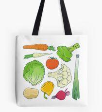 Eat Your Veggies! Tote Bag