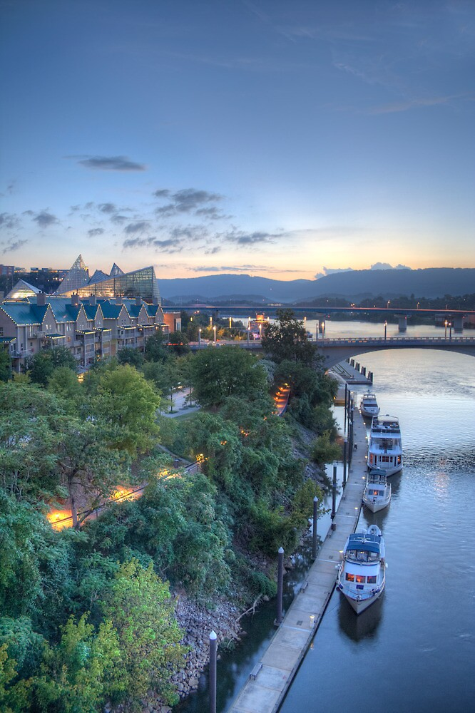 Riverfront Dock by troxeld