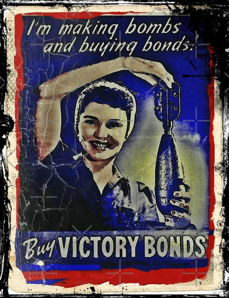 Making Bombs and Buying Bonds by diane  addis