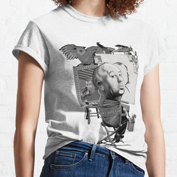 Alfred Hitchcock Classic T-Shirt