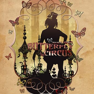 Mirabai Jasper's Butterfly Circus III by InsectsAngels