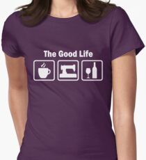 Funny Sewing The Good Life T-Shirt