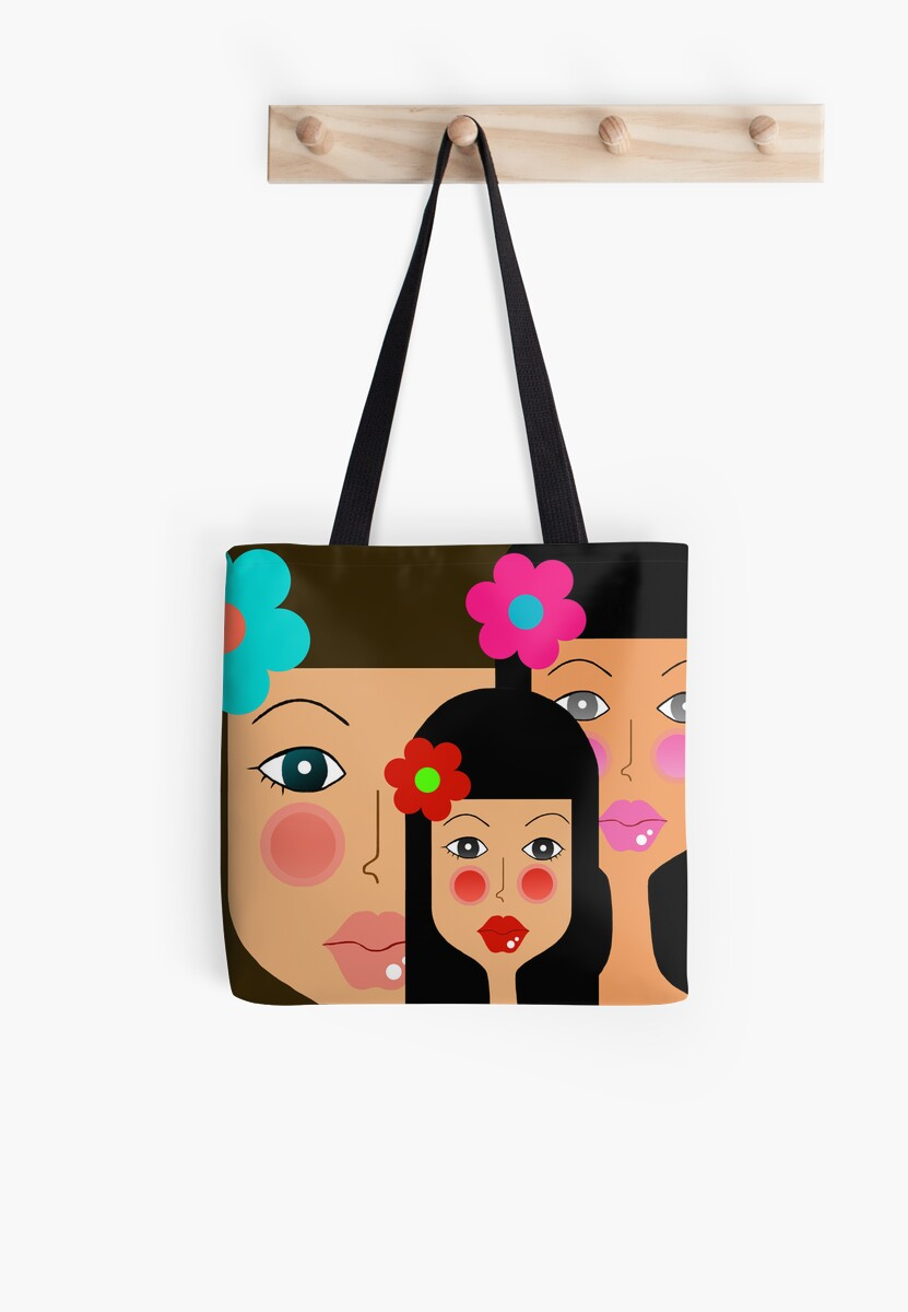 PPP GIRL BAG - 1 by pukipukiplanet