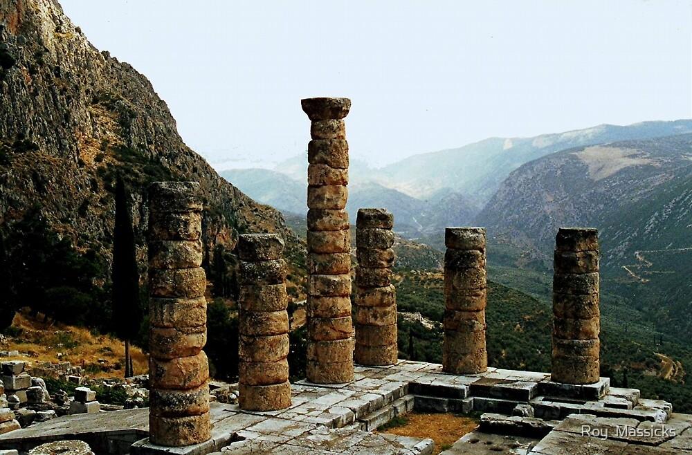 Delphi - Greece.........! by Roy  Massicks