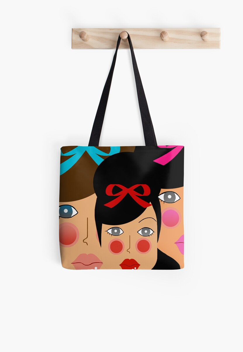 PPP GIRL BAG - 2 by pukipukiplanet