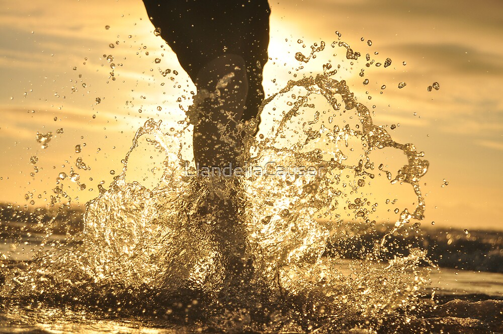 Splash by LlandellaCauser