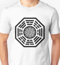 Dharma Initiative White Lotus Unisex T-Shirt