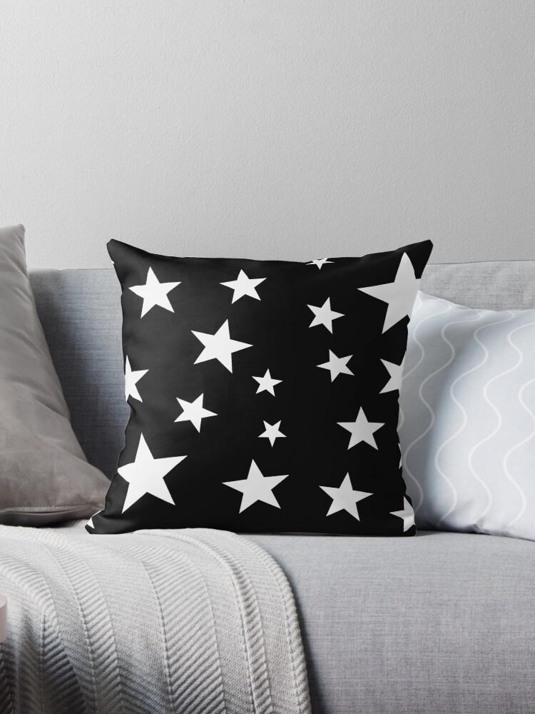 Star Spangled Black Night by designcastle